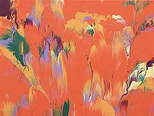 Serenity by Cassandra Tondro (Acrylic Painting)
