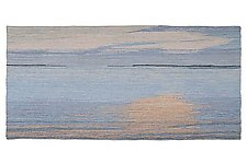 Gardiners Bay 2 by Sherry Schreiber (Fiber Wall Art)