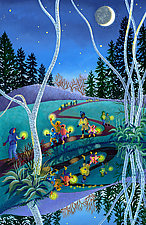 Bless the Night by Wynn Yarrow (Giclee Print)