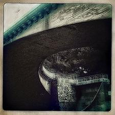 Bridge of Sighs by Lori Pond (Color Photograph)