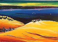 Sonata by Maya Green (Oil Painting)