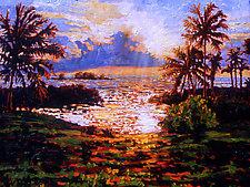 Receive by Caroline Jasper (Oil Painting)