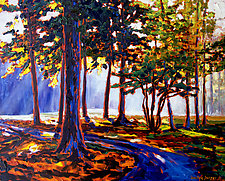 Lull by Caroline Jasper (Oil Painting)