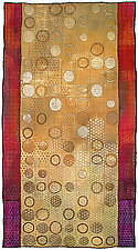 Geoforms: Porosity 1 by Michele Hardy (Fiber Wall Art)