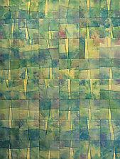 Transcendence by Nelda Warkentin (Fiber Wall Hanging)