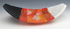 Venice by Pamela Rice (Art Glass Tray)
