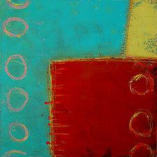 Color Block 1 by Aryana Londir (Oil Painting)