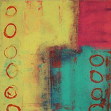 Color Block 2 by Aryana Londir (Oil Painting)