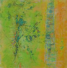 Green Day by Aryana Londir (Oil Painting)