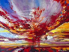 Surge by Caroline Jasper (Oil Painting)