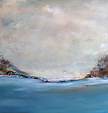 Two Islands by Cheryl Williams (Acrylic Painting)
