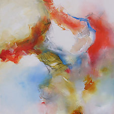 Untitled # 3 by Cheryl Williams (Acrylic Painting)