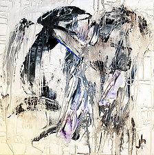 Subito Piano by Jerry Hardesty (Acrylic Painting)