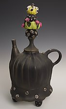 Attachments by Laura Peery (Ceramic Teapot)