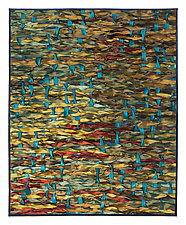 Zuni by Tim Harding (Fiber Wall Hanging)