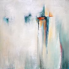 Hazy Shades by Karen  Hale (Acrylic Painting)