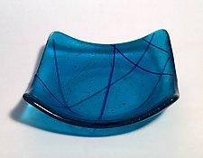Marina by Alicia Kelemen (Art Glass Bowl)