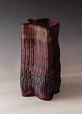 Vessel by Frances Solar (Metal Vessel)