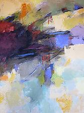 Fracture by Debora  Stewart (Acrylic Painting)