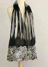 Callie Scarf by Elizabeth Rubidge  (Silk and Wool Scarf)
