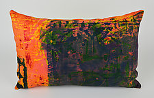 Sun Shade Pillow by Ayn Hanna (Cotton & Linen Pillow)