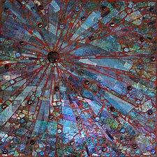 Starstruck I by Patty Carmody Smith (Art Glass Mosaic)