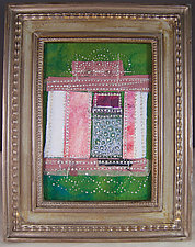 Little Window 18 by Natalya Aikens (Fiber Wall Hanging)