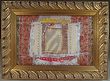 Little Window 22 by Natalya Aikens (Fiber Wall Hanging)