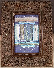 Little Window 23 by Natalya Aikens (Fiber Wall Hanging)
