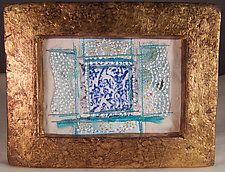 Little Window 27 by Natalya Aikens (Fiber Wall Hanging)