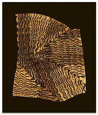 Artifacts Series # 28 by Tim Harding (Fiber Wall Hanging)