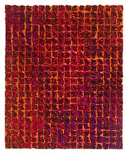 Ruby no.2 by Tim Harding (Fiber Wall Hanging)