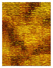 Ochre by Tim Harding (Fiber Wall Hanging)