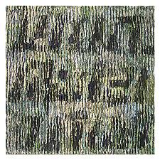 Celadon Script by Tim Harding (Fiber Wall Hanging)