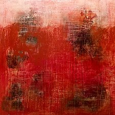 Caliente Rojo by Amy Longcope (Acrylic Painting)