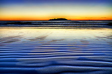 Incoming Tide by Lori Pond (Color Photograph)