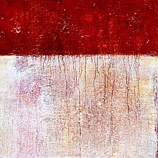 Crimson by Amy Longcope (Acrylic Painting)