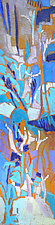 Mountain Dreamers by Dorothy Fagan (Oil Painting)