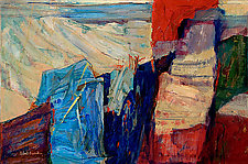 Grand Canyon Suite 1 by Albert Barcilon (Oil Painting)