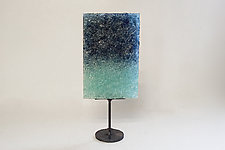 Suspended by Mira Woodworth (Art Glass Sculpture)