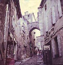 Saint Emilion by Julie Betts Testwuide (Color Photograph)