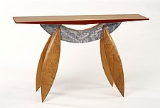 Up a Creek - Redux by Erik Wolken (Wood Hall Table)