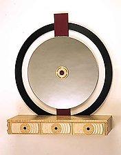 Birdseye Bullseye by Erik Wolken (Mirror & Shelf)