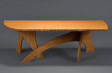 Banyan Coffee table by Seth Rolland (Wood Coffee Table)