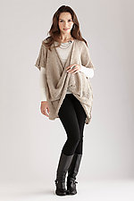 Twist Front Sweater by Amy Brill Sweaters  (Sweater)