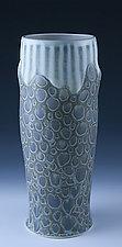 Untitled Vase 1014 by Ben Howort (Ceramic Vase)
