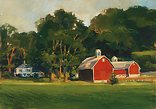 Donald Farm by Georgene Pomplun (Giclee Print)
