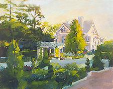 Allen Centennial Gardens by Georgene Pomplun (Giclee Print)