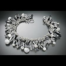 Karma Pearl Jumble Bracelet by Ricky Bernstein (Beaded Bracelet)