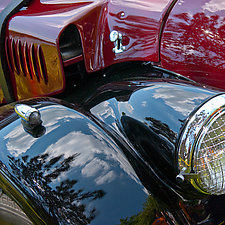 Morgan Reflection by John Maggiotto (Color Photograph)